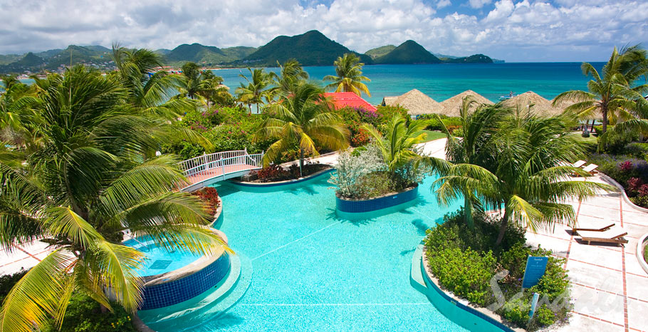 Updated Best Sandals Resort In St Lucia Dreams And Destinations