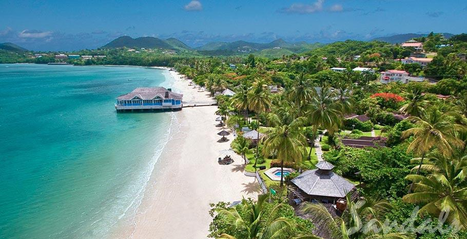 Best Sandals Resort In St Lucia