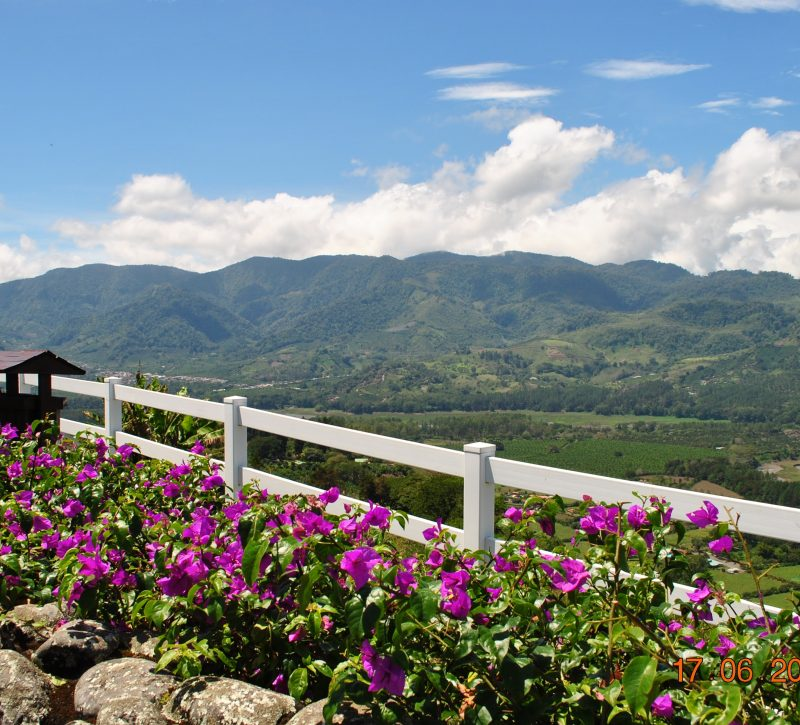 Views of Costa Rica on Family Vacation