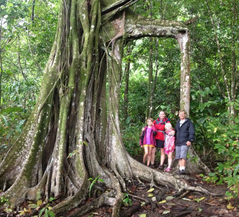 Adventures on Costa Rica Family Vacation