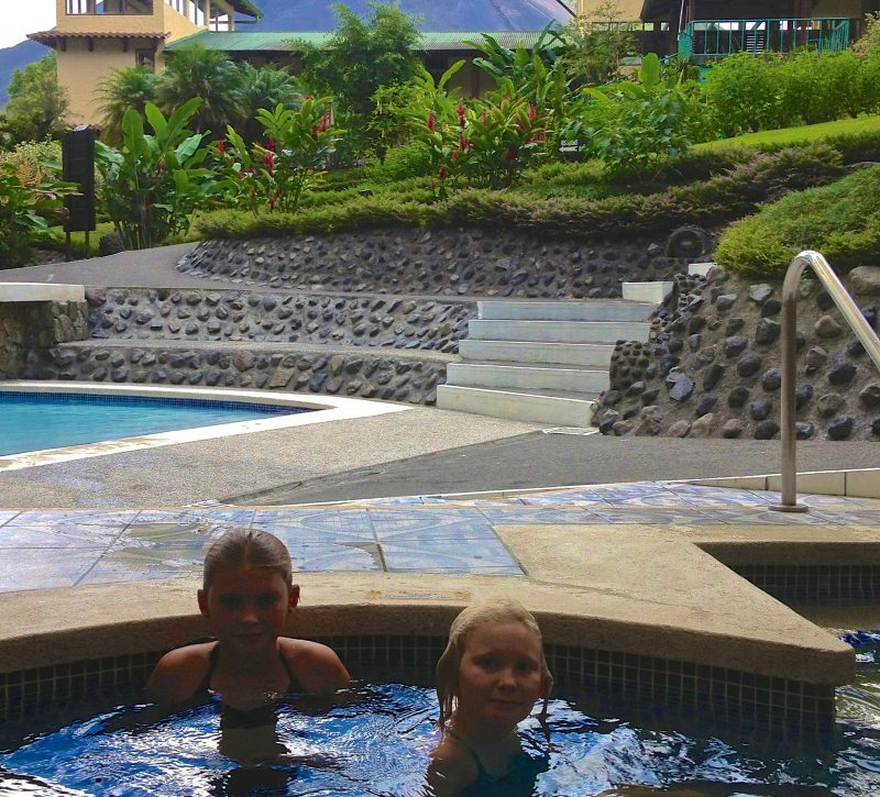 Costa Rica Family Vacation Resort