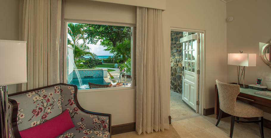 St Lucia Private Pool Butler Suite