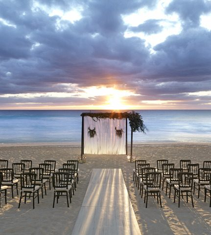 Unico Destination Wedding Beach