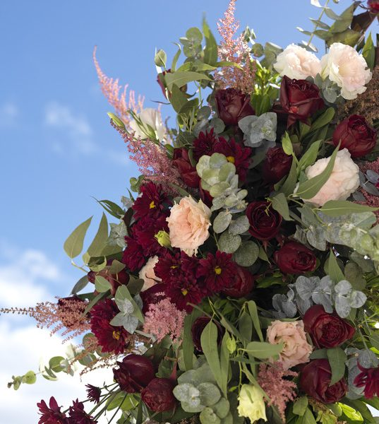 Unico destination weddings florals