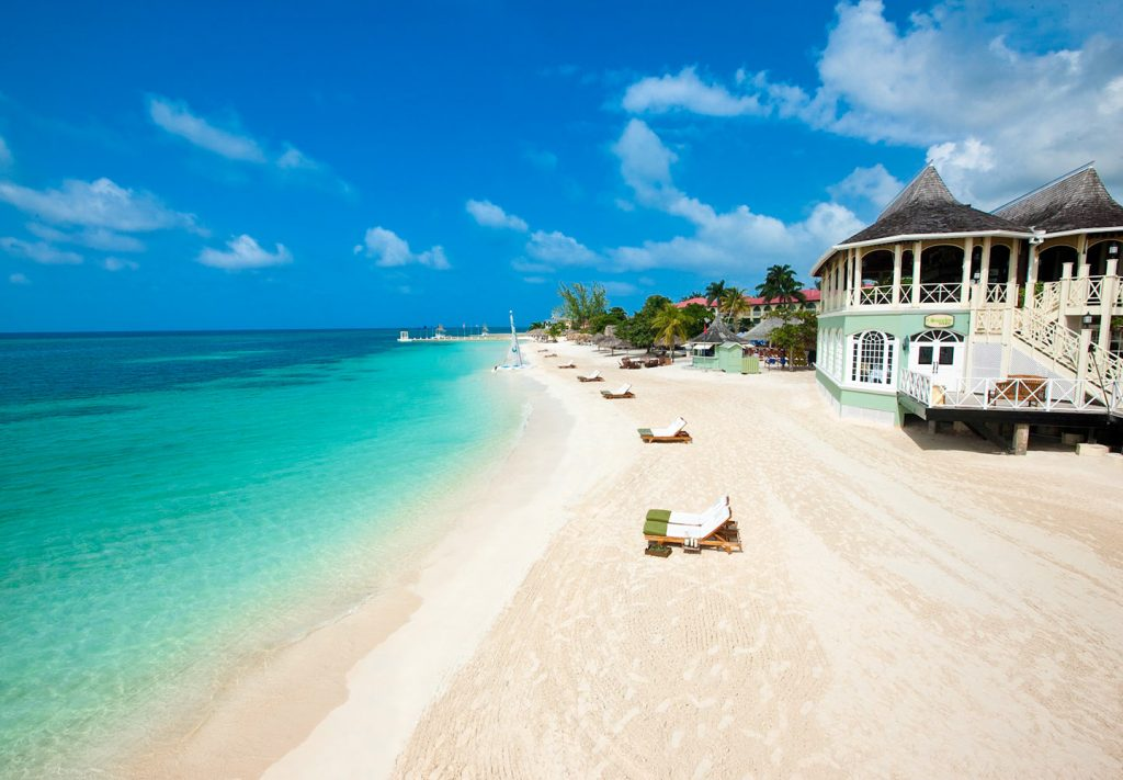 Sandals Resort with the best beach Sandals Montego Bay
