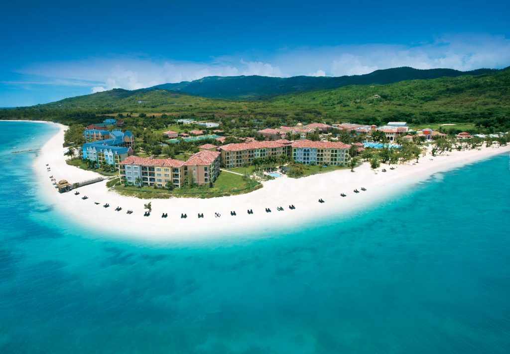 Sandals with best beach South Coast