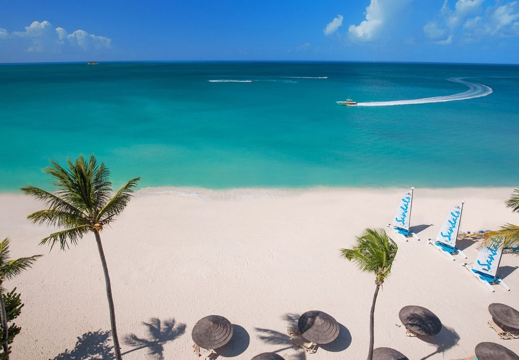 Sandals Resort with the best beach Sandals Grande Antigua