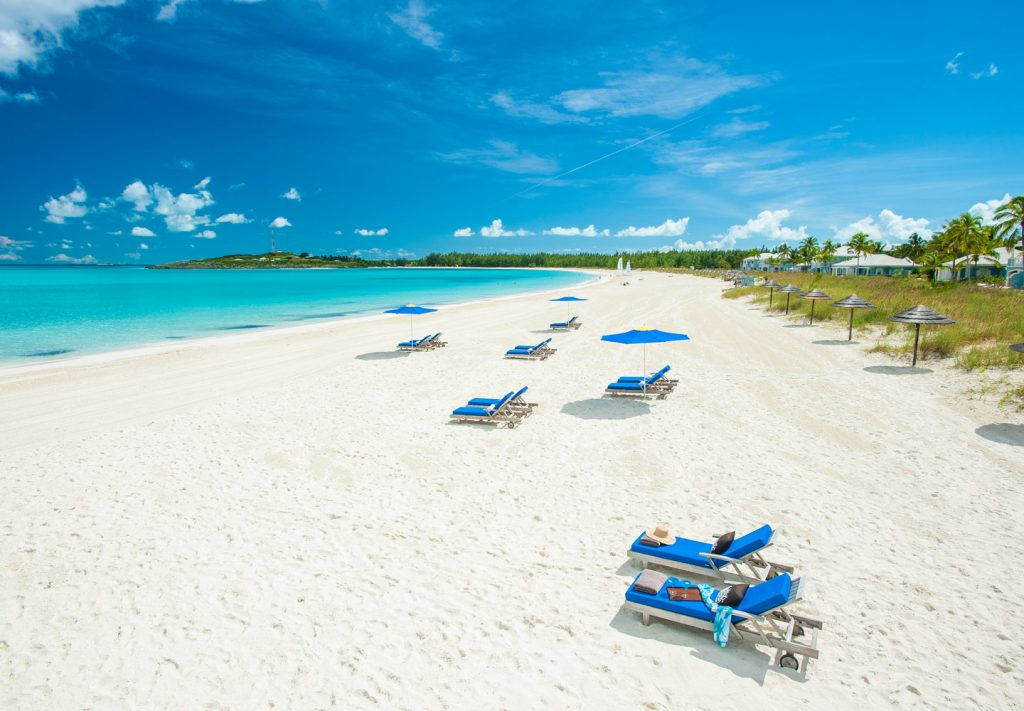 Sandals with best beach Exuma