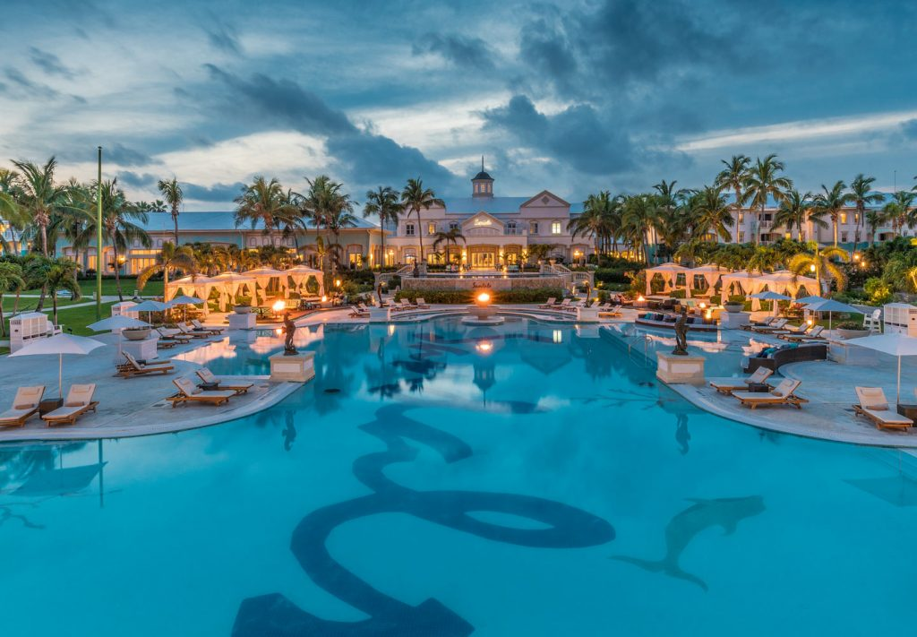 Exuma All Inclusive Resort - Sandals Emerald Bay Resort View