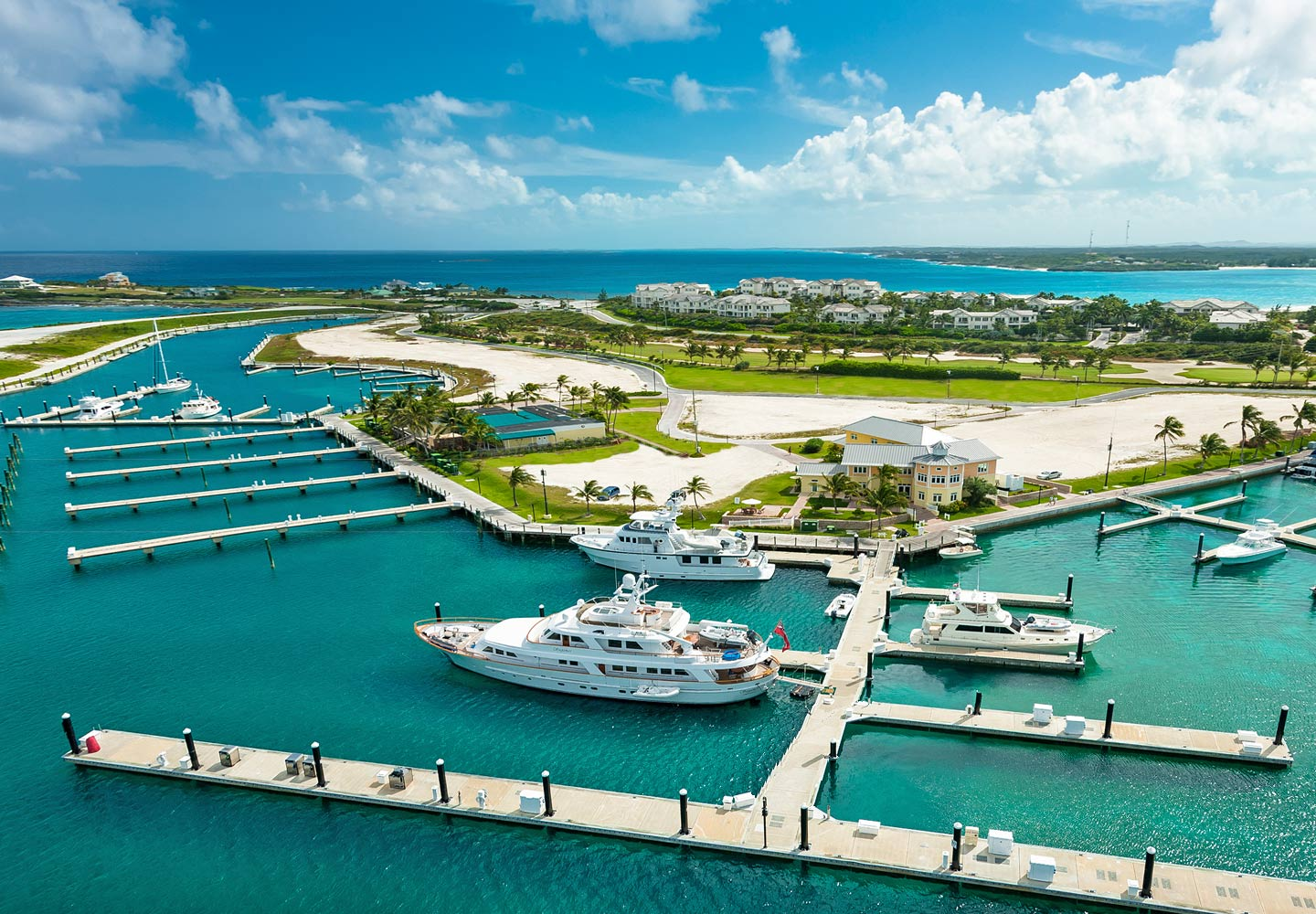 Exuma All Inclusive - Sandals Emerald Bay Marina