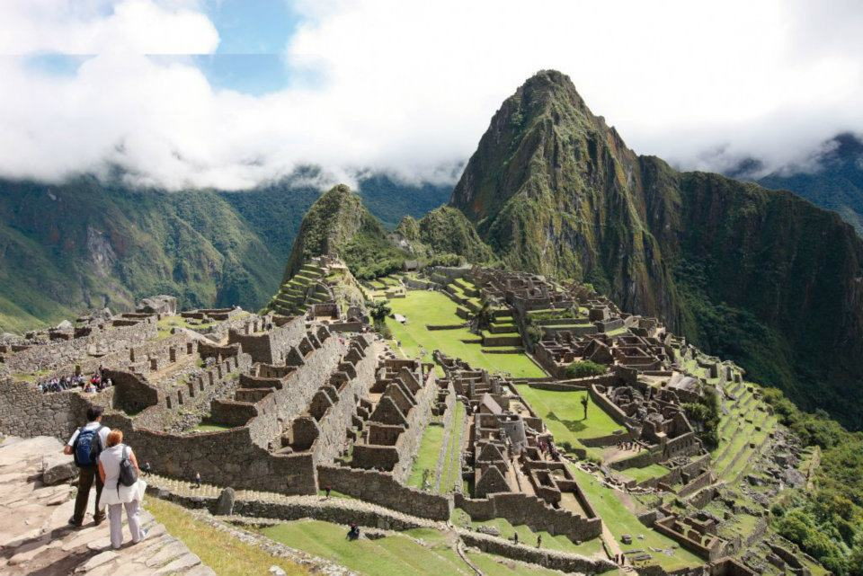 Adventures by Disney Vacation Machu Picchu